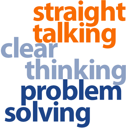 straight talking clear thinking problem solving